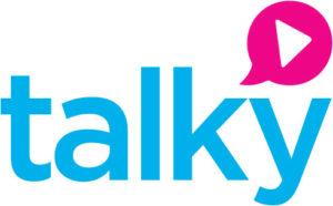 talky.io logo